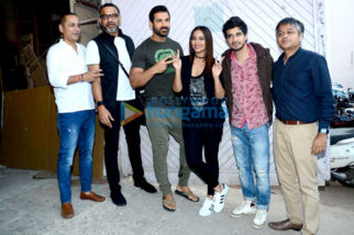 Media meet of 'Force 2' with cast and crew