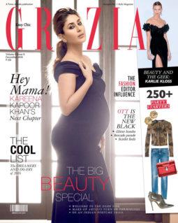 Kareena Kapoor Khan On The Cover Of Grazia