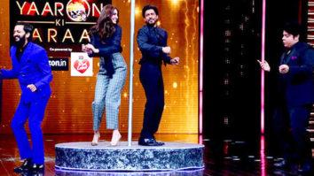 Shah Rukh Khan, Anushka Sharma Pole Dance On Yaaron Ki Baraat video