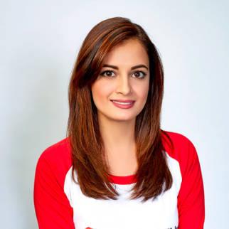 Celebrity Photo Of Dia Mirza