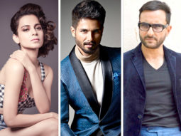 Kangna Ranaut opens up about her cold war with Shahid Kapoor and Saif Ali Khan