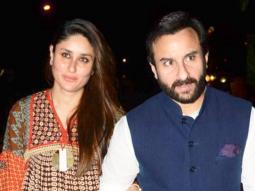 Kareena Kapoor Khan On A Dinner Date With Hubby Saif Ali Khan  video