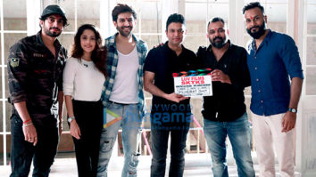 On The Sets Of The Movie Luv Ranjan's Next