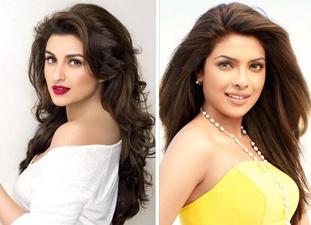 Watch: Parineeti Chopra to pay tribute to Priyanka Chopra ...