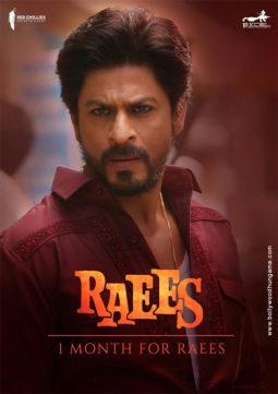 RAEES (2017) con SRK + Jukebox + Sub. Español + Online Raees-4-2-255x361