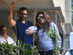 MUST WATCH: Saif Ali Khan, Kareena Kapoor Khan With Taimur Ali Khan