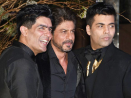 Shah Rukh Khan, Virat Kohli, Anushka Sharma At Manish Malhotra's 50th Birthday Bash video