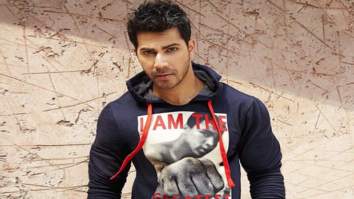Varun Dhawan lends support to fight for women's rights