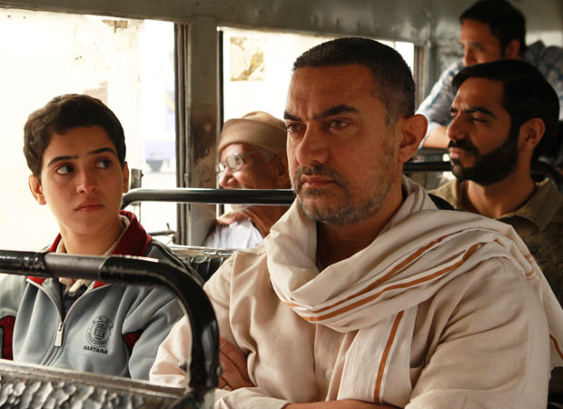 Aamir Khan's Dangal Day 21 in overseas