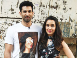Aditya Roy Kapur's ENTERTAINING Rapid Fire On Rangoon, Jagga Jasoos, Shraddha Kapoor vid