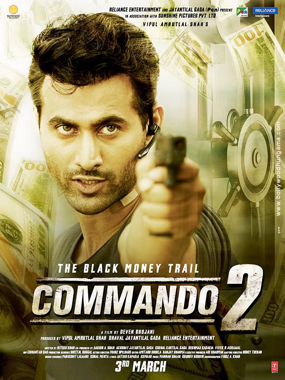 COMMANDO 2 (2017) con Vidyut Jamwal + Jukebox + Sub. Español + Online Commando-2-3