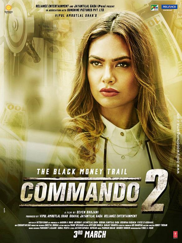 COMMANDO 2 (2017) con Vidyut Jamwal + Jukebox + Sub. Español + Online Commando-2-5