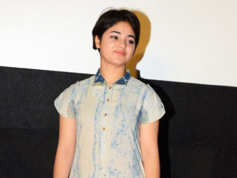 Dangal actress Zaira Wasim lashes out on sports minister Vijay Goel