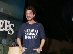 """I Am Very HAPPY With Raees"": Shah Rukh Khan"