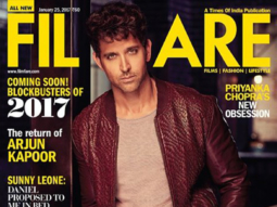 Hrithik Roshan On The Cover Of Filmfare
