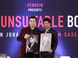 """I've The Inability To Express My Feelings…"": Shah Rukh Khan"
