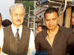 On The Sets Of The Movie Indu Sarkar