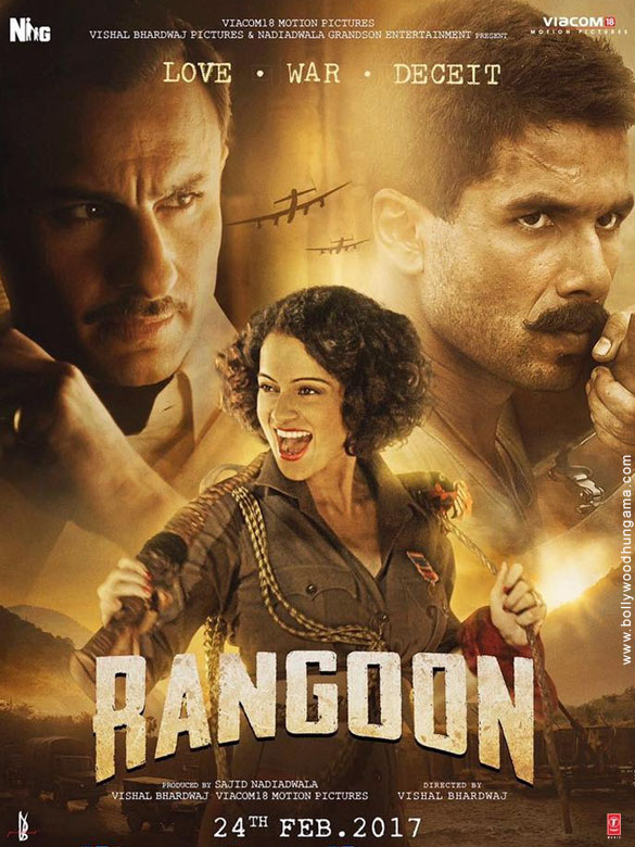 bollywoodhungama.com - Rangoon Review