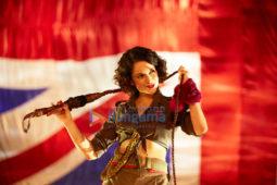 Movie still from the Movie Rangoon
