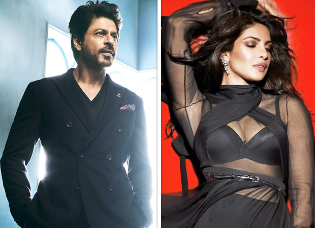 Shah Rukh Khan, Priyanka Chopra top most