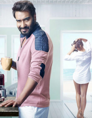 Ajay Devgn turns lover boy for his next