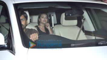Celebs grace Karan Johar's bash for Valentine's Day