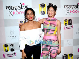 Celebs grace the Masaba X Koovs launch party