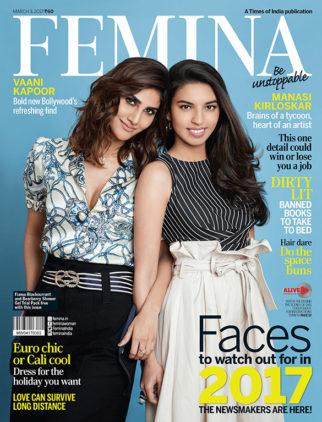 Vaani Kapoor On The Covers Of Femina