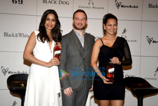Freida Pinto celebrates #LoveScotch during 'International Scotch Day'