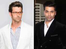 Here is the real reason why Hrithik Roshan and Karan Johar won't work together anytime soon