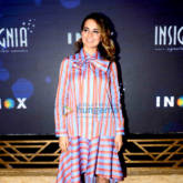 Kangna Ranaut promotes 'Rangoon' at Inox