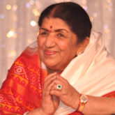 Lata Mangeshkar felicitated with Legendary Award by the Brand Laureate