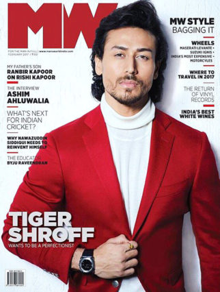 On the covers of MW Magazine