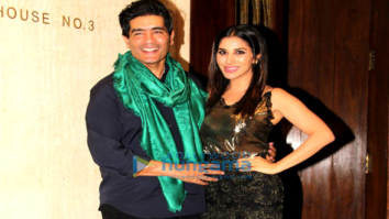 Manish Malhotra hosts a birthday bash for Sophie Choudry