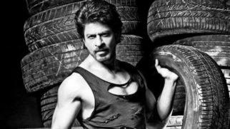 Shah Rukh Khan's RUGGED Click Of 2017 Calendar  Dabboo Ratnani Talks vid