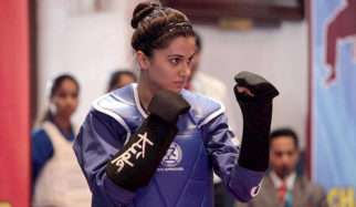 This is how Taapsee Pannu trained to become a RAW agent for Naam Shabana