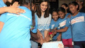 Alia Bhatt hosts a screening of Beauty and the Beast for NGO kids to celebrates her birthday