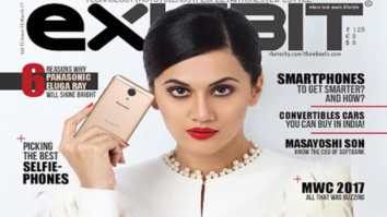 Check out: Tapsee Pannu is the geek chic on 'Exhibit' magazine cover