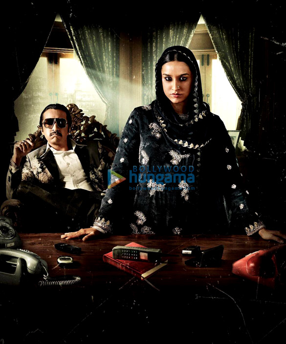 Movie Stills Of The Movie Haseena Parkar