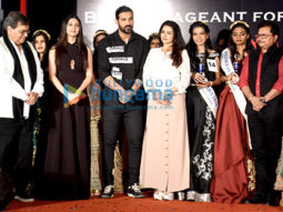 John crowns winner of Princess India 2016-17