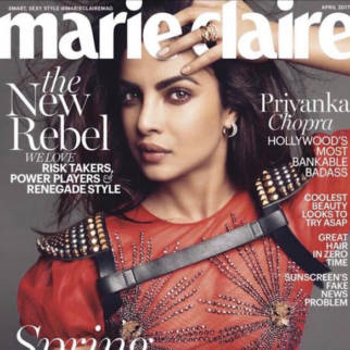 Priyanka Chopra On the covers of Marie Claire