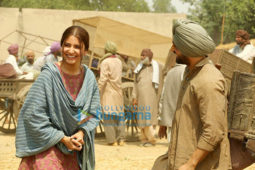 On The Sets Of The Movie Phillauri
