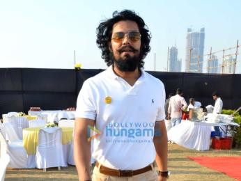 Randeep Hooda at 'Polo Arc' match