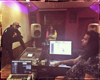 Ranveer Singh's jam session with Anushka Manchanda