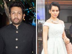 Shekhar Suman jumps into the Kangna Ranaut- Karan Johar feud; asks her to shut her mouth News