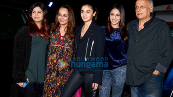 Special screening of 'Badrinath ki Dulhania' for the cast and crew