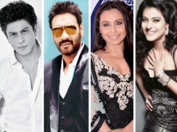 When Shah Rukh Khan, Ajay Devgn