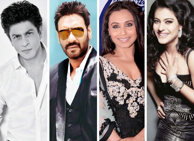 When Shah Rukh Khan, Ajay Devgn