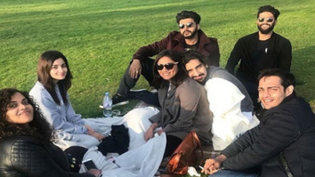 2 States couple Arjun Kapoor and Alia Bhatt reunite in London and it's pretty cute! FEATURES