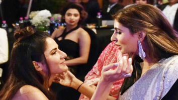 Amitabh Bachchan shares a candid moment between Katrina Kaif and his daughter Shweta Bachchan Nanda that he loves features
